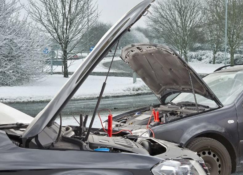 Прикуривание авто